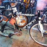 Photo taken at Bisikletçiler Çarşısı by Ramazan D. on 8/12/2012