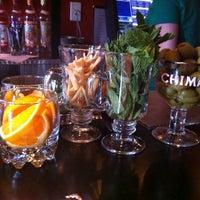 Photo prise au Franklin Cafe par Pi J. le3/17/2012