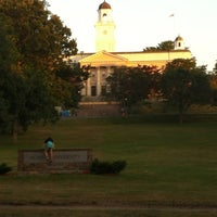 Photo taken at Acadia University by Duncan M. on 7/22/2012
