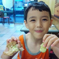 Photo taken at Subway Sandwiches by Patrick H. on 9/6/2012