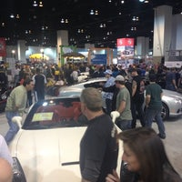 Photo taken at Ferrari of Denver Display at the Denver Auto Show by Derek F. on 3/24/2012