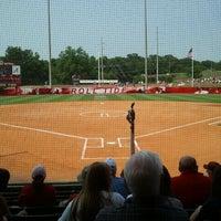 Photo taken at Rhoads Stadium by Ashlyn L. on 5/25/2012