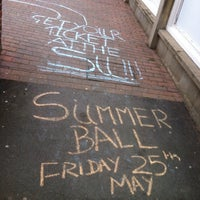 Photo taken at Students' Union by Chris B. on 5/16/2012