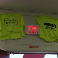 Photo taken at Herb's Market by Connor A. on 7/21/2012
