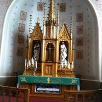Photo taken at First Bethelehem Lutheran Church by Michael C. on 7/26/2012