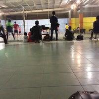 Photo taken at Mayasari Futsal by Bagus A. on 3/11/2012