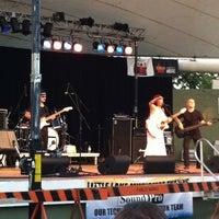 Photo taken at Little Lake Musicfest by Matt G. on 7/19/2012