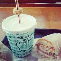 Photo taken at Potbelly Sandwich Shop by Donny W. on 5/17/2012