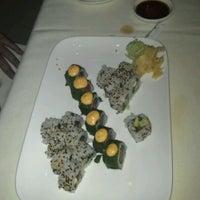 Photo taken at Uptown Sushi by Avigdor - Realtor M. on 4/25/2012