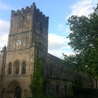 Photo taken at St Mary's Church by Xavier J. on 8/8/2012