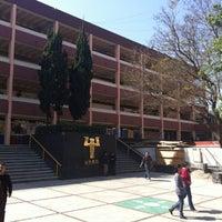 Photo taken at Facultad de Psicología, UNAM by Luzbel M. on 3/6/2012