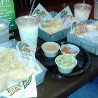 Photo taken at Lime Fresh Grill by Sara H. on 3/24/2012