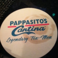 Photo taken at Pappasito's Cantina by Chri$ C. on 6/24/2012