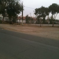 Photo taken at Cancha Corbi by @Wellsantander on 5/17/2012