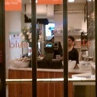 Photo taken at Blue Dog Cafe by Dez on 3/22/2012