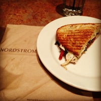 Photo taken at Nordstrom Cafe by Laila K. on 6/15/2012