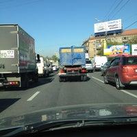 Photo taken at Ryazansky Avenue by Sergey K. on 5/3/2012