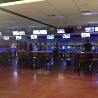 Photo taken at Celebrity Lanes Bowling by Tha G. on 5/11/2012