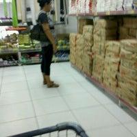 Photo taken at Supermercado Paulista by Djan R. on 5/8/2012