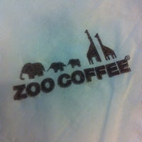 Photo taken at ZOO COFFEE by GB M. on 3/29/2012