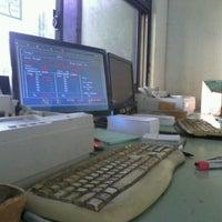 Photo taken at PT. ARIMBI JAYA AGUNG (Hino Authorized Dealer) by Johan R. on 8/4/2012