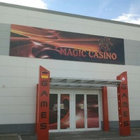 Photo taken at Magic Casino by Arthur F. on 8/5/2012