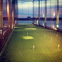 Photo taken at The Golf Club at Chelsea Piers by Cory M. on 7/7/2012