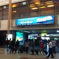 Photo taken at Hang Nadim International Airport (BTH) by Ariston S. on 8/17/2012