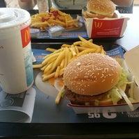 Photo taken at McDonald's by Yasemin on 9/5/2012