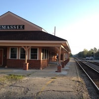 Photo taken at Amtrak - Yemassee Station (YEM) by Lance O. on 3/18/2012