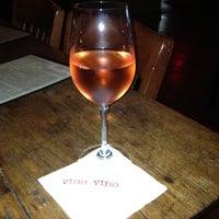 Photo taken at Vino Vino by Marilyn M. on 5/11/2012