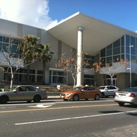 Photo taken at Santa Monica Public Library - Main by Elizabeth W. on 3/18/2012