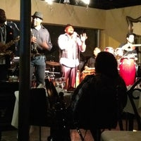 Photo taken at Acoustix Jazz Restaurant And Lounge by JOYzee D. on 4/13/2012