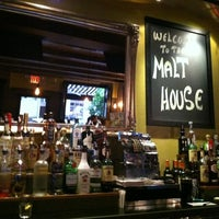 Photo taken at The Malt House by Maurice F. on 8/24/2012
