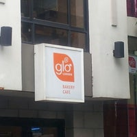 Photo taken at glo London by James E. on 9/9/2012