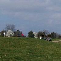 Photo taken at Bristow Manor Golf Club by Daniel B. on 3/18/2012