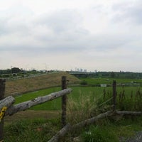 Photo taken at 羽根倉橋 by rocky_mtb on 6/24/2012