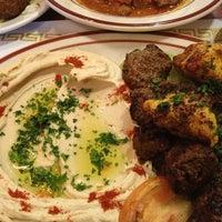 Photo taken at Old Jerusalem Restaurant by Scott M. on 8/1/2012