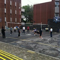 Photo taken at Liceo Mexicano Japonés by Liliana P. on 2/11/2012