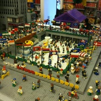 Photo taken at The LEGO Store by Huey O. on 4/14/2012
