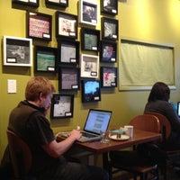 Photo taken at The Coffee Shop NE by Ashley E. on 2/15/2012
