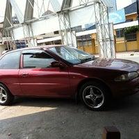 Photo taken at Car Wash Kampung Baru by Nursyeika F. on 6/26/2012