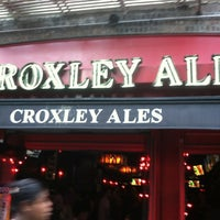 Photo taken at Croxley's Ale House by Chad M. on 6/6/2012