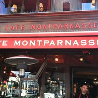 Photo taken at Café Montparnasse by Jorge F. on 7/17/2012