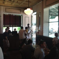 Photo taken at Café Europa by Scott W. on 7/4/2012