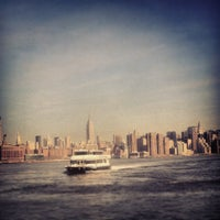 Photo taken at East River Ferry - North Williamsburg Terminal by Cooper S. on 3/12/2012