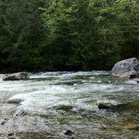 Photo taken at Twin Falls Trail by david r. on 5/19/2012