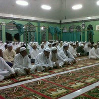 Photo taken at Masjid Habiburrahman by sangaji b. on 2/4/2012