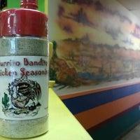 Photo taken at Burrito Bandito by Eric L. on 7/19/2012