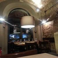 Photo taken at Taverna Rossini by Al M. on 8/19/2012